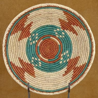 Southwest Indian Arrow Basket