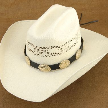 Silver Hat Bands
