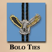 Welcome to AZ Trading Post southwest jewelry bolo tie page