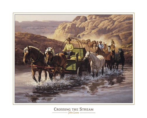 Crossing The Stream