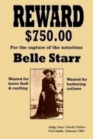 Bell Star Wanted Poster Print