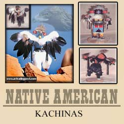 Welcome to AZ Trading Post Native American Indian Kachina doll page