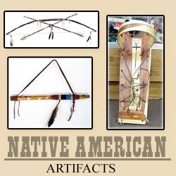 Native American Indian Artifacts and Collectible Weapons