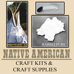 Welcome to AZ Trading Post TeePee craft kit page