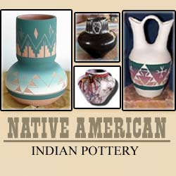Welcome to AZ Trading Post Etched Navajo Pottery Collection