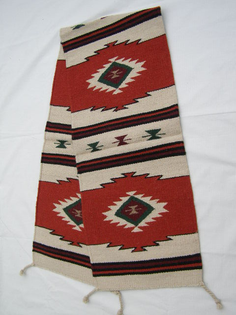 Mexican Zapotec Table Runner · Mexican Zapotec Table Runner