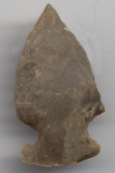 arrow-head-flint