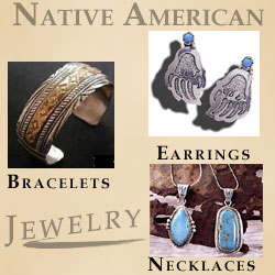 Native American Indian Jewelry Silver Gold Turquoise Coral