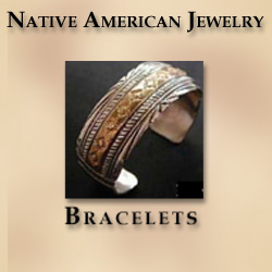 Welcome to AZ Trading Post Native American Jewelry - Bracelet Collection Made Of Gold, Silver, Turqoise and Corral