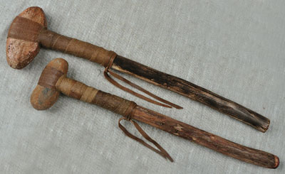 Native American War Clubs