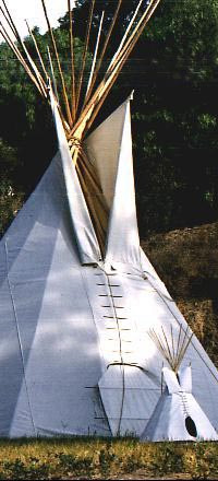 Tee Pee Craft Kit